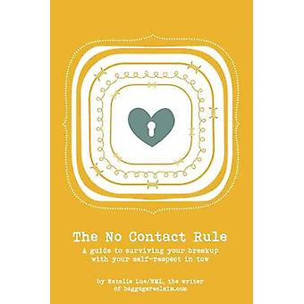 The No Contact Rule by Natalie Lue - 9781466395770 Book