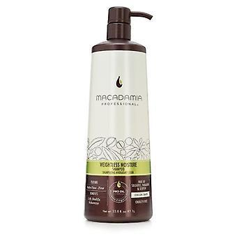 Macadamia Professional Shampoo to Hydrate Lightly