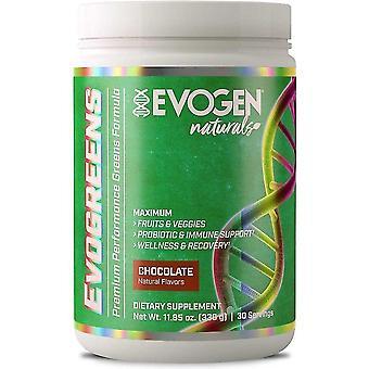 Evogen Evogreens Naturals Chocolat 336 gr