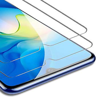 HaiFei Panzerglas fr Huawei Mate 20X Folie,remium 9H 2,5D Gehrtetes Glas Schutzfolie fr Huawei Mate