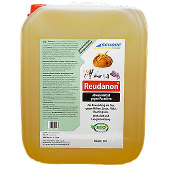 SCHOPF Hygiene® Reudanon - ready-to-use repellent against vermin on the animal, 10 litres