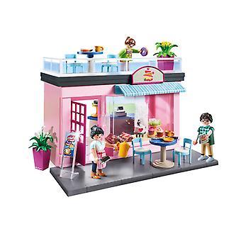 Playmobil City Life My Caf�