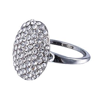Twilight Anime Ring Full Diamond Inlaid Alloy Finger Ring Jewelry Gift For Woman