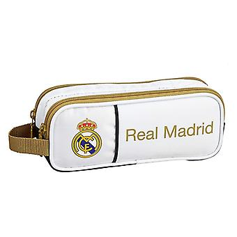 Holdall Real Madrid C.F. Vit Svart