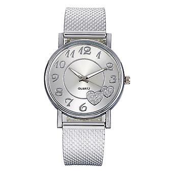 Mesh Belt Top Watch Fashion Mesh Belt Wrist Watch