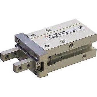 SMC 2 指ダブル アクション空気圧グリッパ、Mhz2-25 D