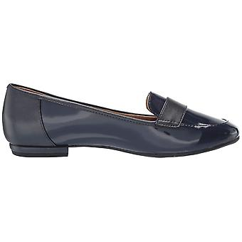 LifeStride Womens Beverly Square Toe Loafers