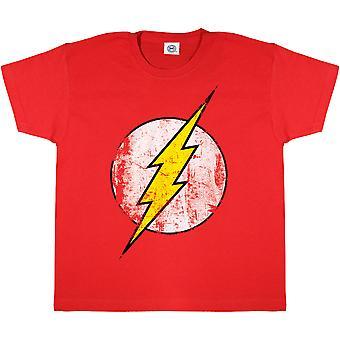 The Flash Boys Distressed Logo T-Shirt