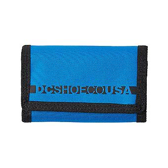 DC Ripstop 2 Polyester Wallet in Trukish Sea