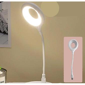 Led-pöytälamppu Kosketushimmennys Usb Desk -lamppu & kynänpidikkeen silmäsuoja