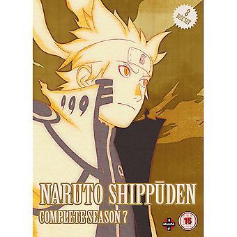 Naruto Shippuden Complete Series 7 Box Set (Episodes 297-348) DVD