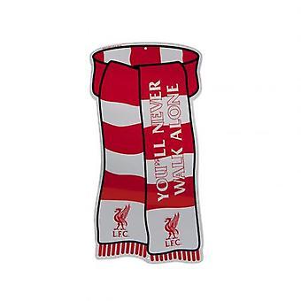 Liverpool FC Montrez vos couleurs panneau de fenêtre