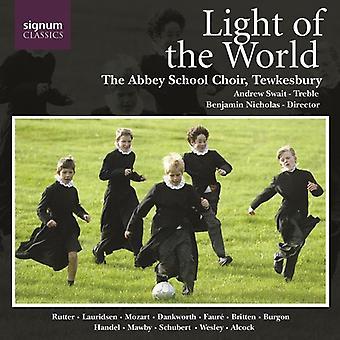 Light of the World - Light of the World: The Abbey School Choir [CD] USA import