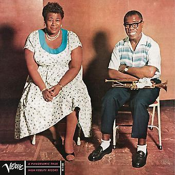 Ella Fitzgerald & Louis Armstrong - Ella & Louis 2013 Vinyl