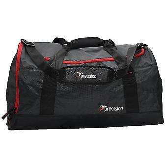 Precision Pro HX Small Holdall Bag Węgiel drzewny czarny/czerwony