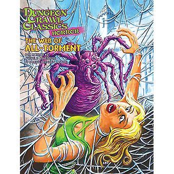 Dungeon Crawl Classics Horror #6 - La Toile de Tous les Tourments