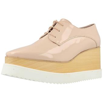 Chaussures jaunes Casual Stella Color Nude