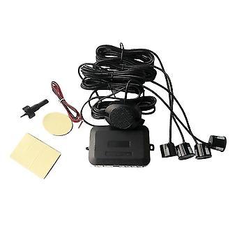 4 parkovací senzory Auto Backup Reverzní radar Zpětný radar Sound Alarm