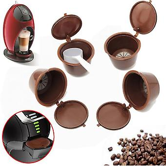 All Nescafe Dolce Gusto Models Refillable Filters Baskets Pod