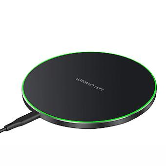 20w Fast Wireless Charger For Iphone / Samsung