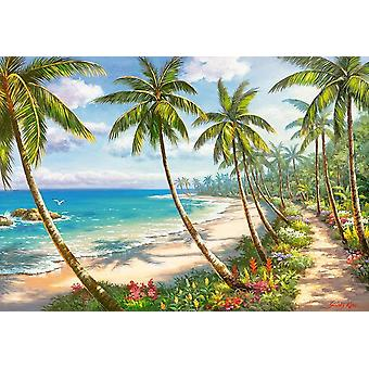 Castorland Pathway to Paradise Jigsaw Puzzle (1000 Pieces)