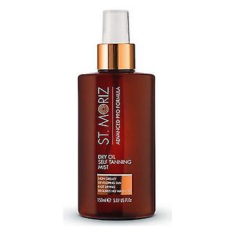 Self-Tanning [Lotion/Spray/Milk] Advanced Pro Formula Dry St. Moriz (100 ml)