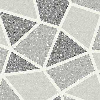 Krona Arendal Geometric Mono Tapeter M1476