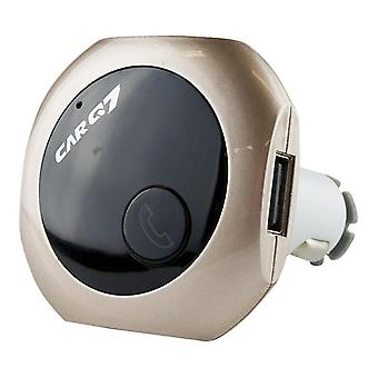 FM transmitter with Bluetooth for car-gold