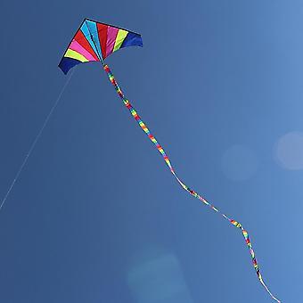 الطائرات الورقية قوس قزح بار طائرة ورقية الذيل لدلتا الرياضة متعة في الهواء الطلق