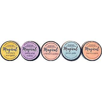 Lindy's Stamp Gang Magicals .25oz 5/Pkg - Alexandra's Artist