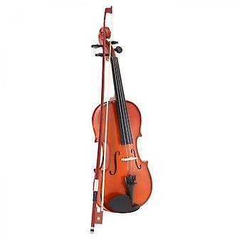 Handgemaakte viool met luxe koffer