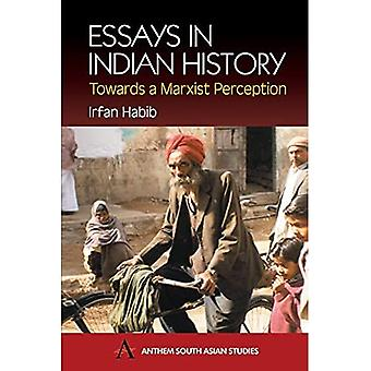Essays in Indian History Towards a Marxist Perception