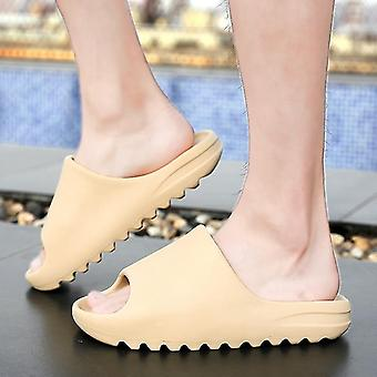 Men High-quality Soft Summer Beach Fashion Slippers Shoes
