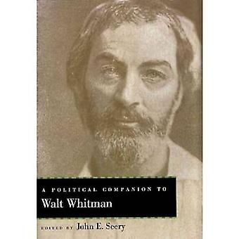 Un compagnon politique de Walt Whitman de John Evan Seery - 9780813126