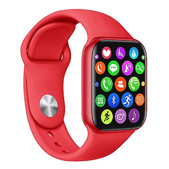 ساعة الشحن اللاسلكية W66 Smart Watch 1.75 بوصة 320x385 ساعة ذكية مخصصة