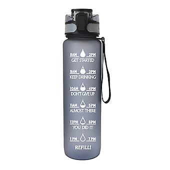 Favofit 1 Litre / 32 Oz Sports Water Bottle