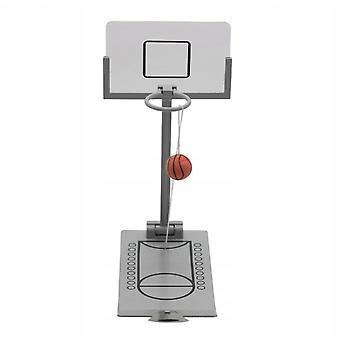 ミニデスクトップ折りたたみバスケットボールマシン減圧おもちゃ