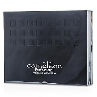 Makeup Kit 396 (48x Eyeshadow 24x Lip Color 2x Pressed Powder 4x Blusher 5x Applicator) - -