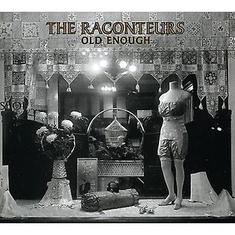 Raconteurs - Old Enough (Bluegrass Version) USA import