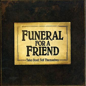 Funeral for a Friend - Tales Don't Tell Themselves [CD] USA import