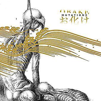Obake - Mutations [CD] USA import