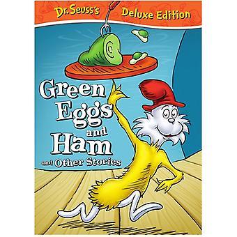 Dr. Seuss grønn egg & skinke & Other Stories [DVD] USA importere
