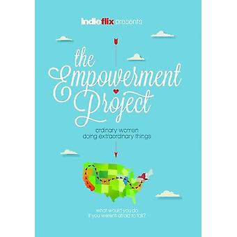 Empowerment Project [DVD] USA import