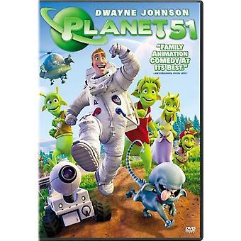 Planète 51 importer des USA [DVD]