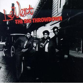 Levert - stora Throwdown [CD] USA import