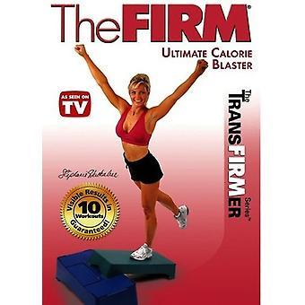 Transfirmer: Ultimate Calorie Blaster [DVD] USA import