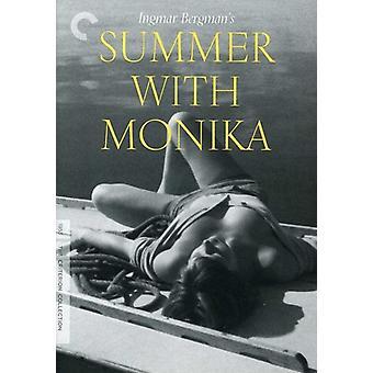 Summer with Monika [DVD] USA import