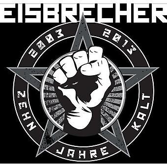 Eisbrecher - Zehn Jahre Kalt [CD] USA import