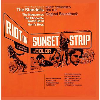 Riot on the Sunset Strip - Riot on the Sunset Strip [CD] USA import