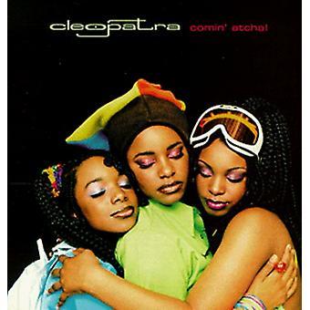 Cleopatra - Comin' Atcha [CD] USA import